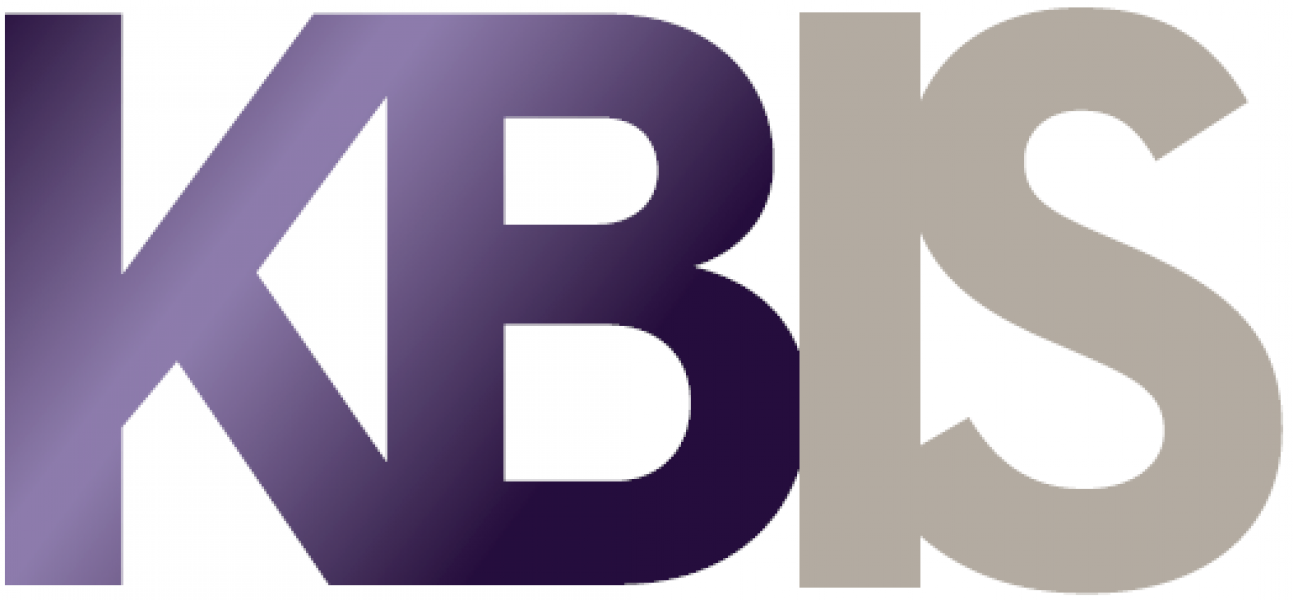 Logotipo de KBIS 2020