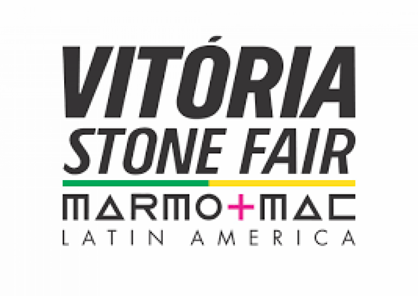 Logotipo de Vitoria Stone Fair