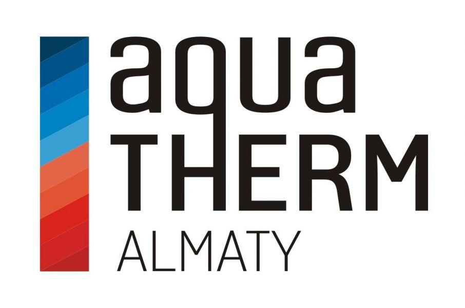 Logotipo de AquaTherm Almaty