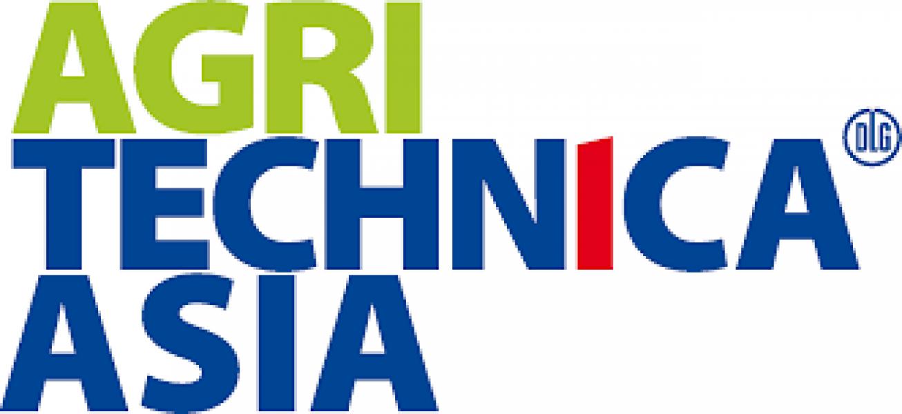 Logotipo de Agritechnica Asia