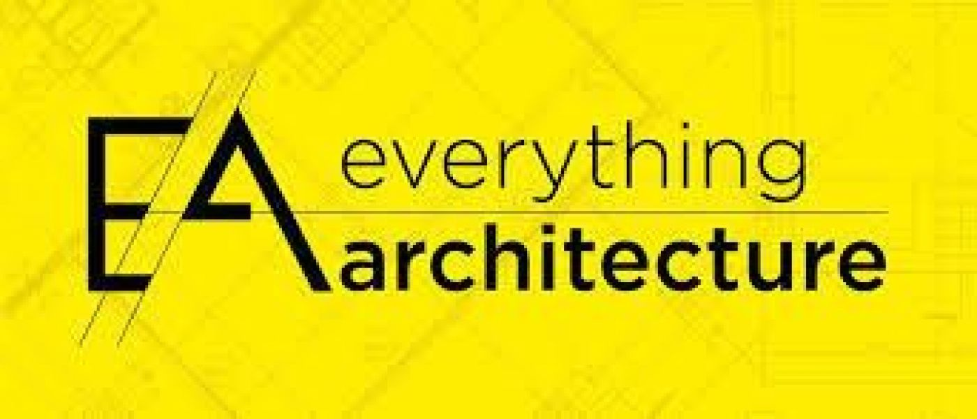 Logotipo de Everything Architecture